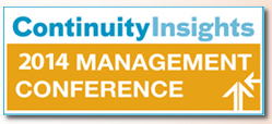 Continuity Insights 2014 logo