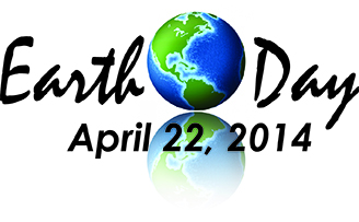 Earth Day Logo CS5