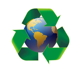 Recycle around the World Web